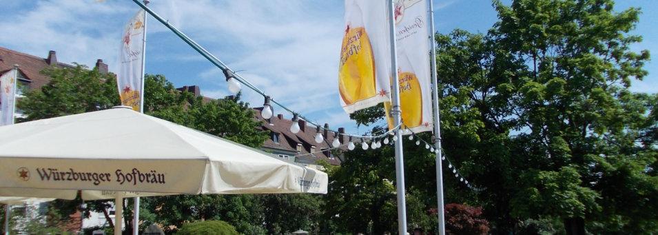 Wurzburger Kneipen Cafes Biergarten